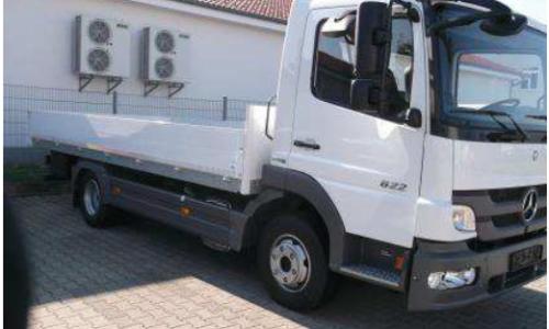 Pritschenaufbau Fahrzeugtransport